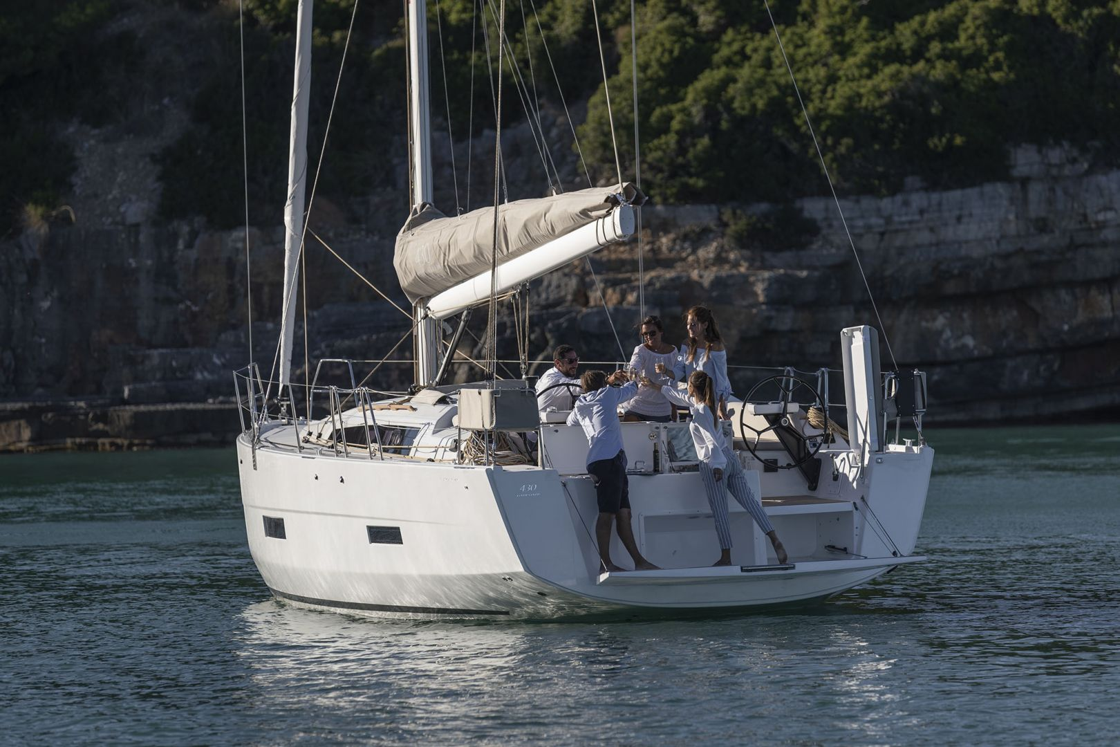 Dufour 430 Grand Large (Hermione)  - 7