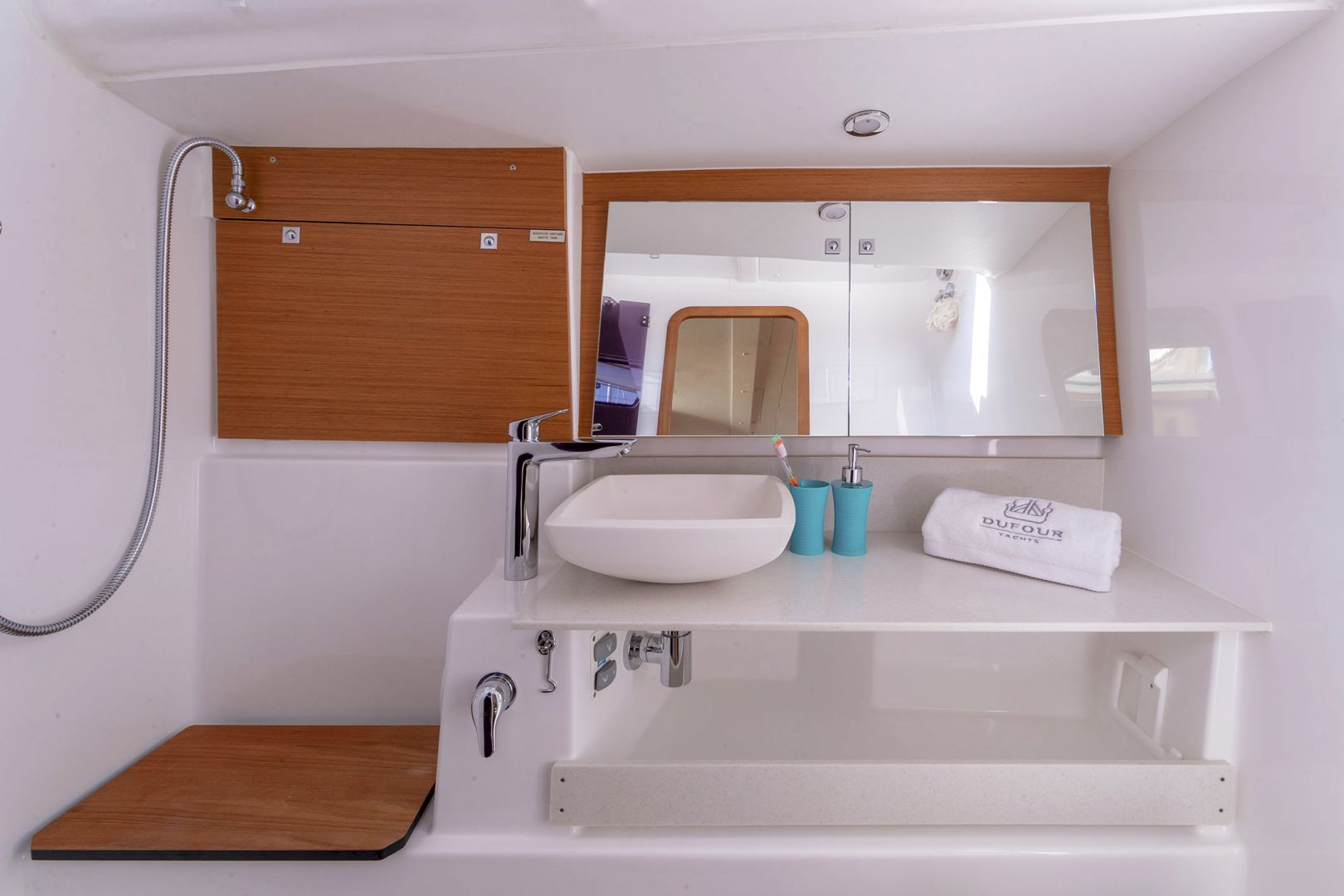 Dufour 430 Grand Large (Hermione)  - 15