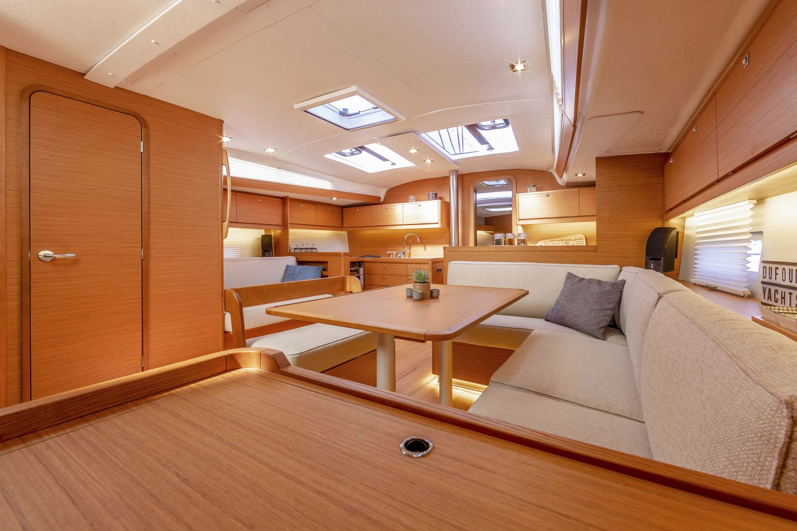 Dufour 430 Grand Large (Hermione)  - 14