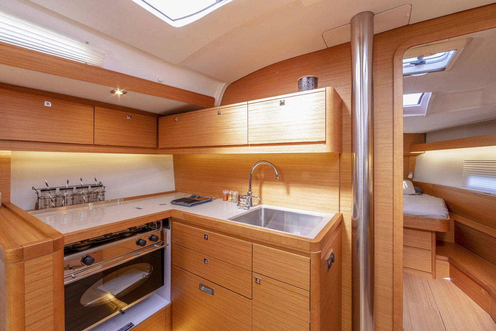 Dufour 430 Grand Large (Hermione)  - 13