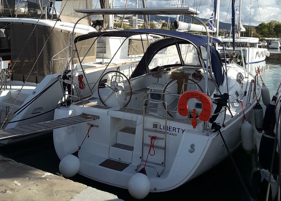 Oceanis 40 (Liberty)  - 10
