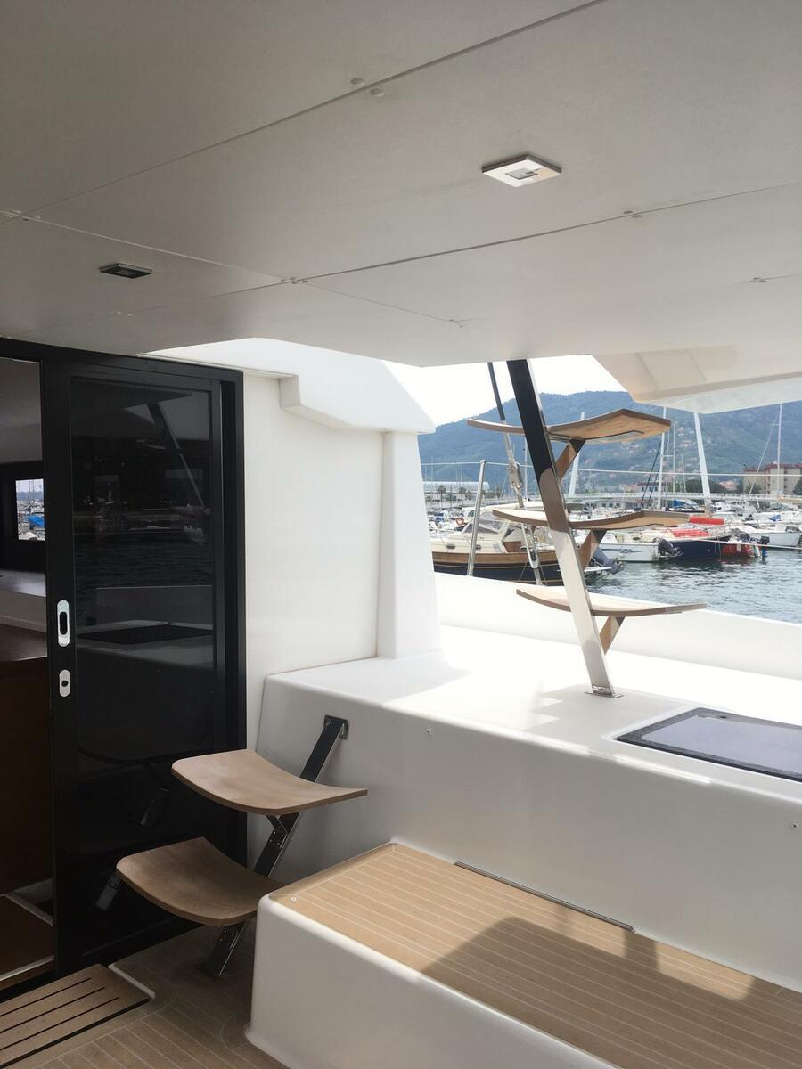 Dufour Catamaran 48 (Argo)  - 10