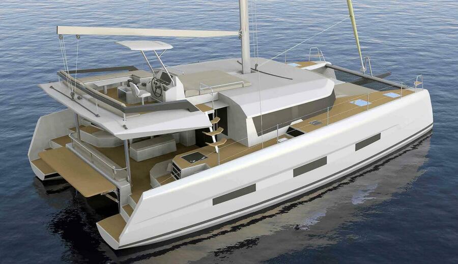 Dufour Catamaran 48 (Argo)  - 40