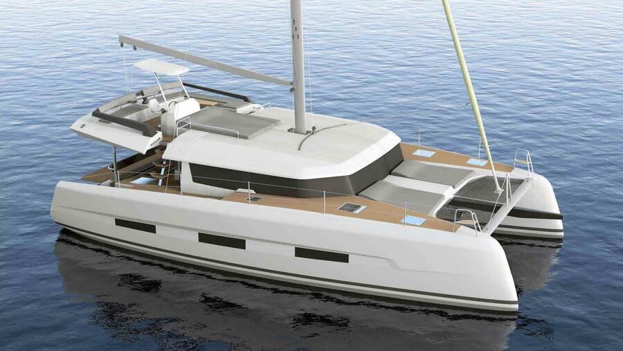 Dufour Catamaran 48 (Argo)  - 3