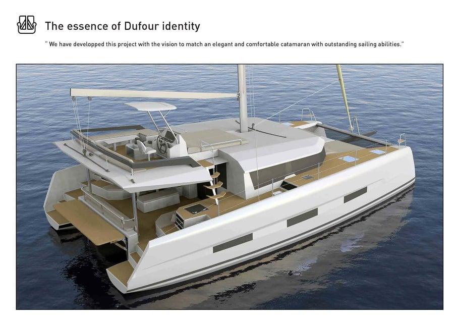 Dufour Catamaran 48 (Argo)  - 29