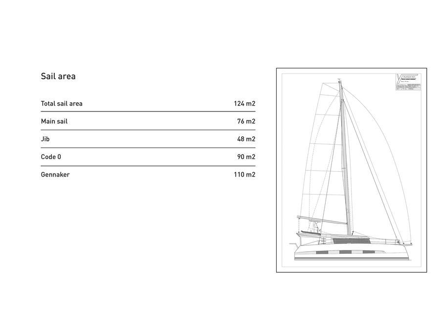 Dufour Catamaran 48 (Argo)  - 4