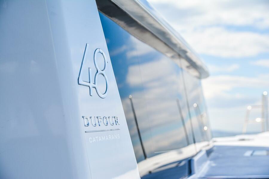 Dufour Catamaran 48 (Argo)  - 24