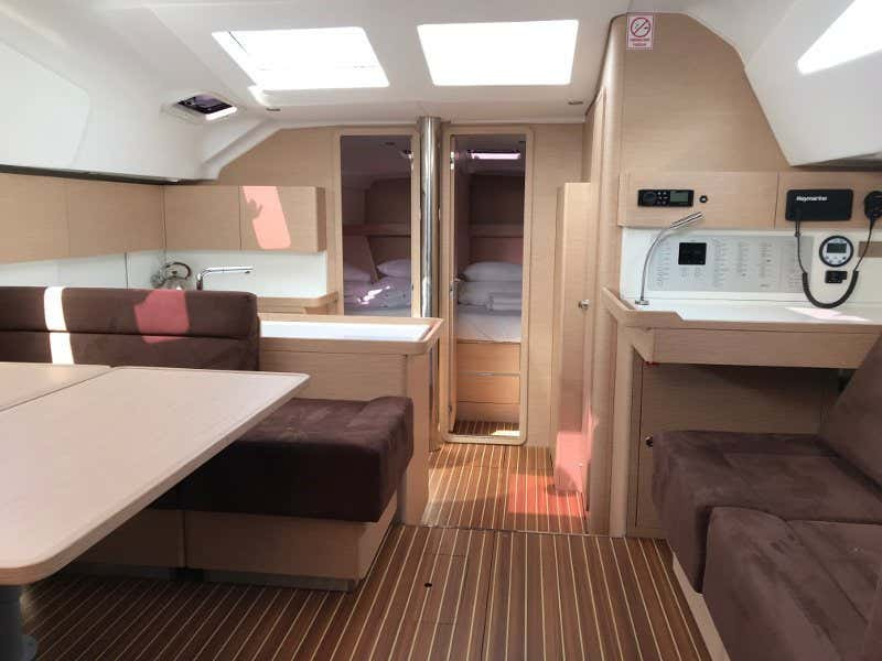 Elan 50 Impression (LOVIS new 2019+AC+G) Interior image - 12