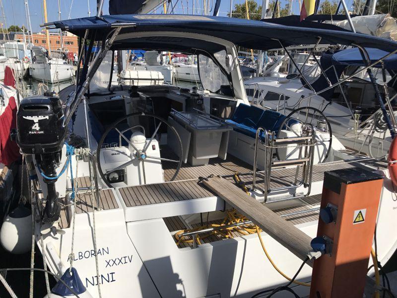 Oceanis 45-4 (Alboran XXXIV Nini (Gran Canaria)) Main image - 0