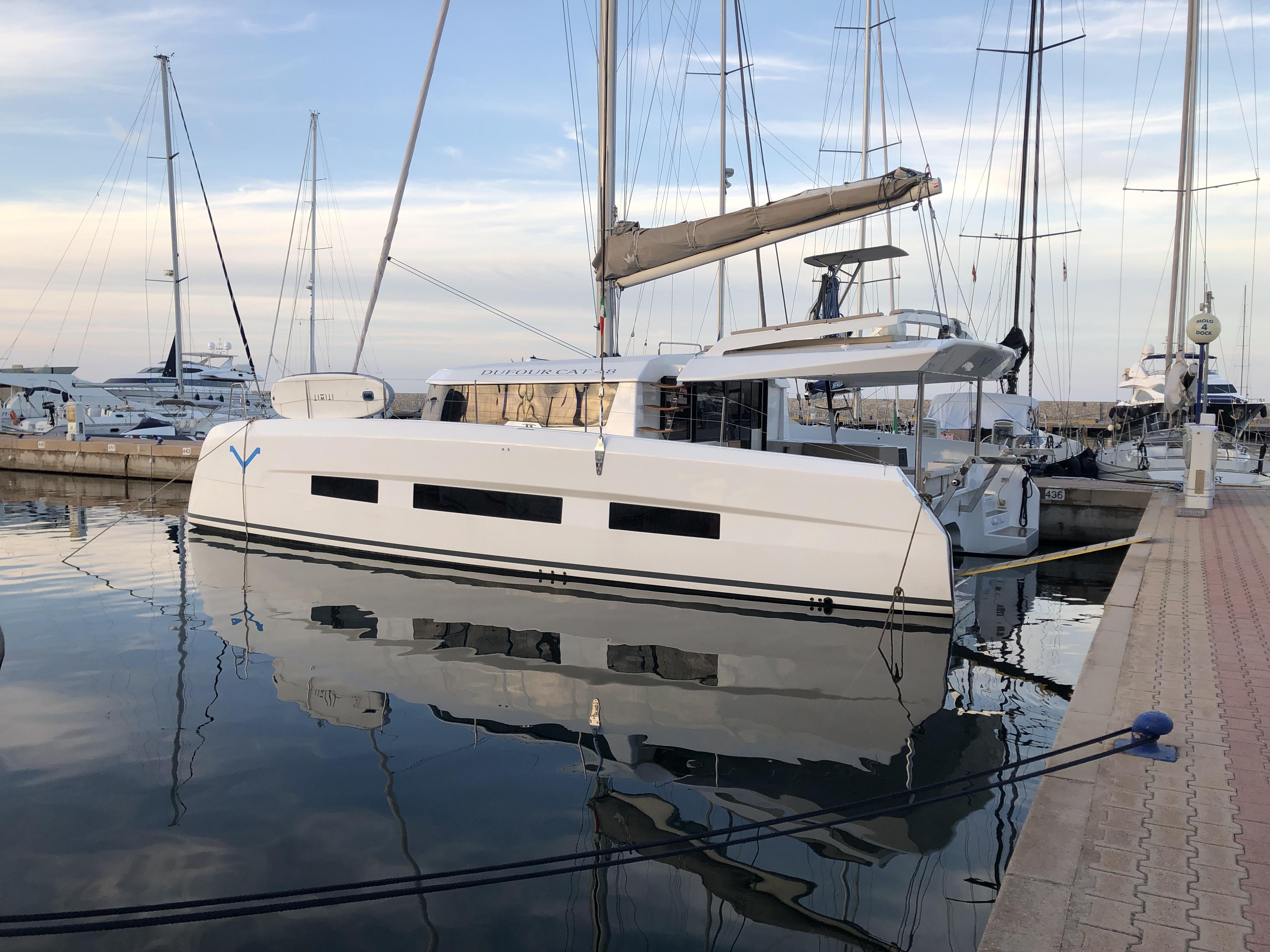 Dufour Catamaran 48 (Argo)  - 11