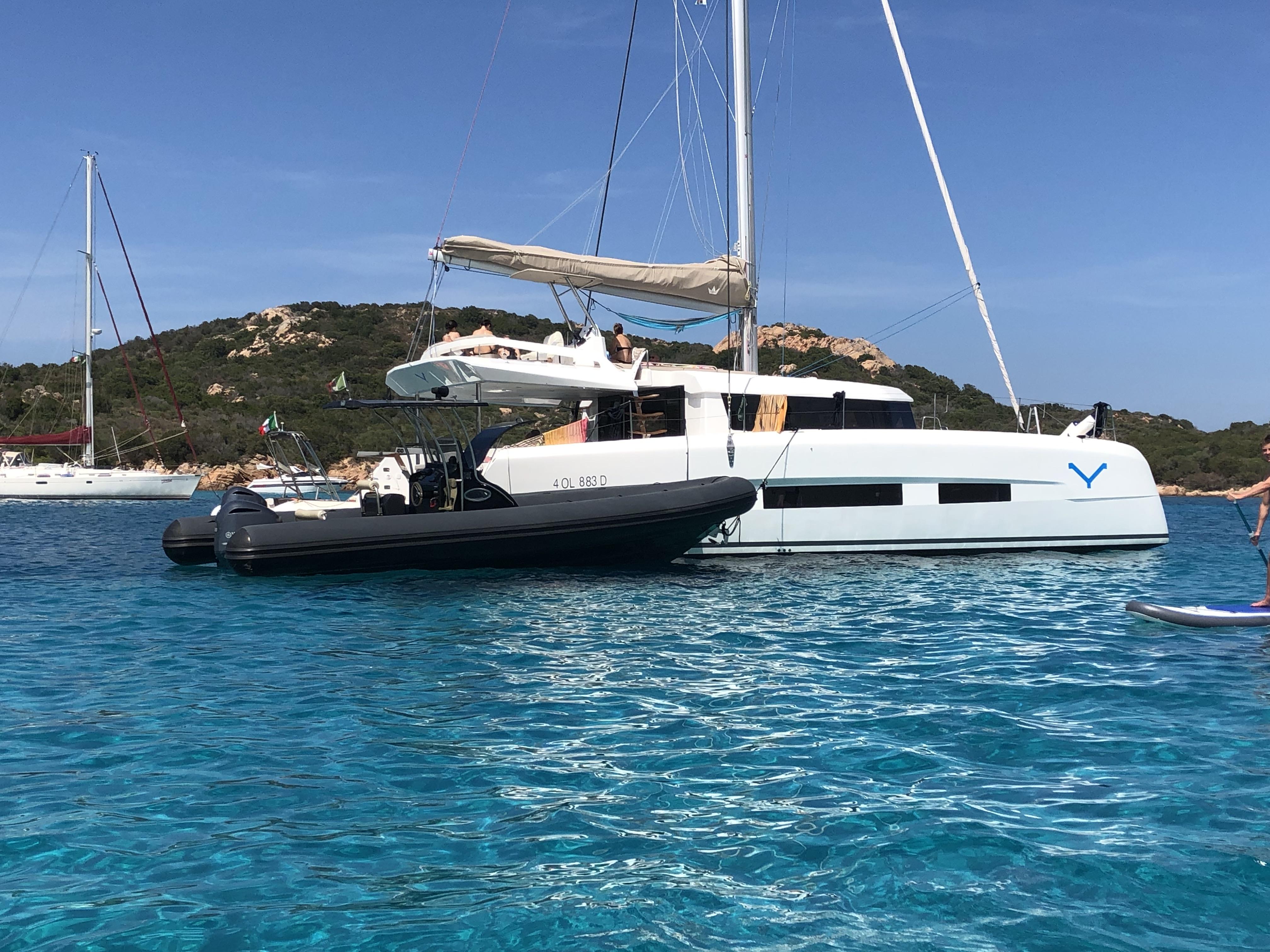 Dufour Catamaran 48 (Argo)  - 30