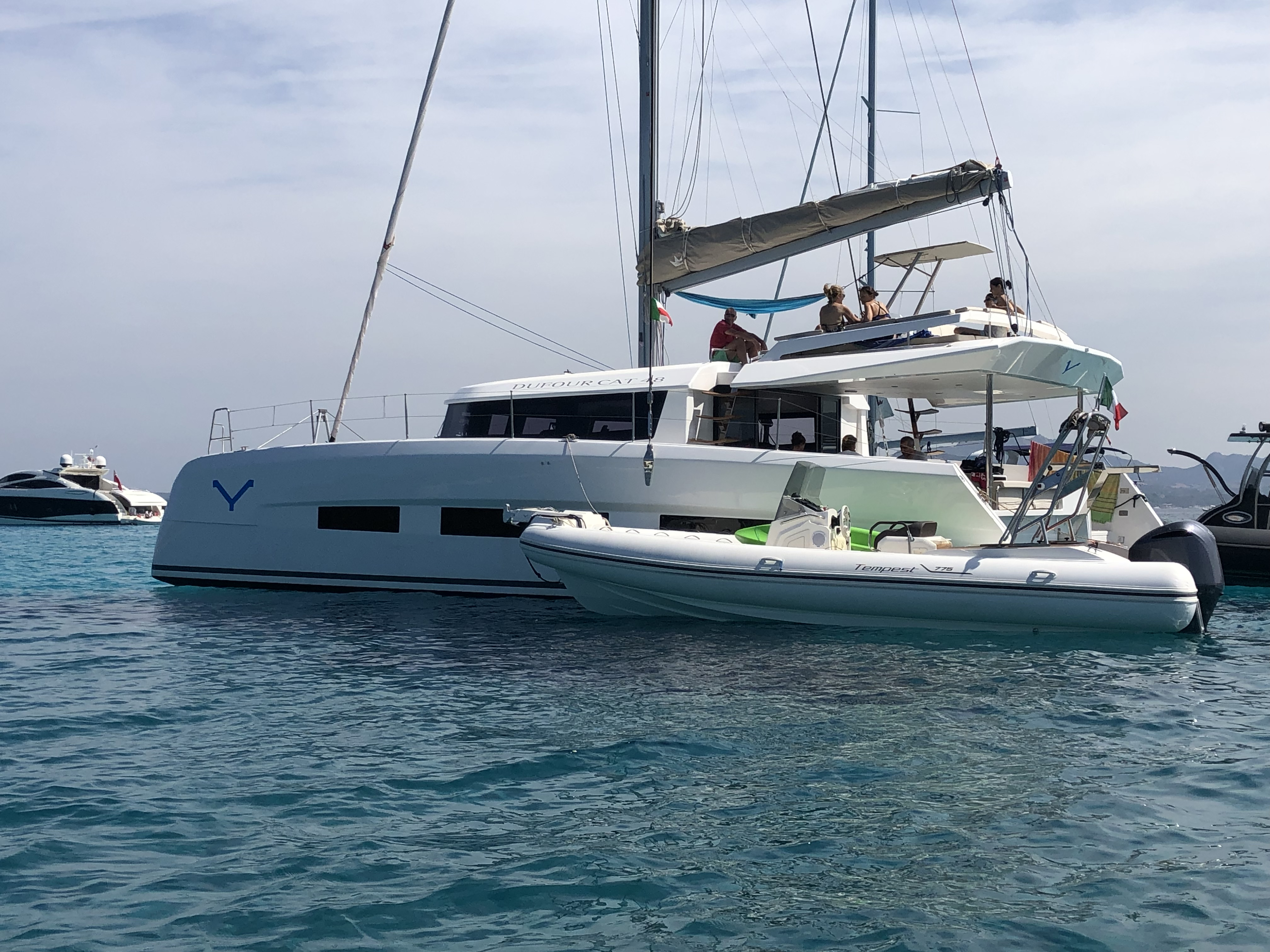 Dufour Catamaran 48 (Argo)  - 20