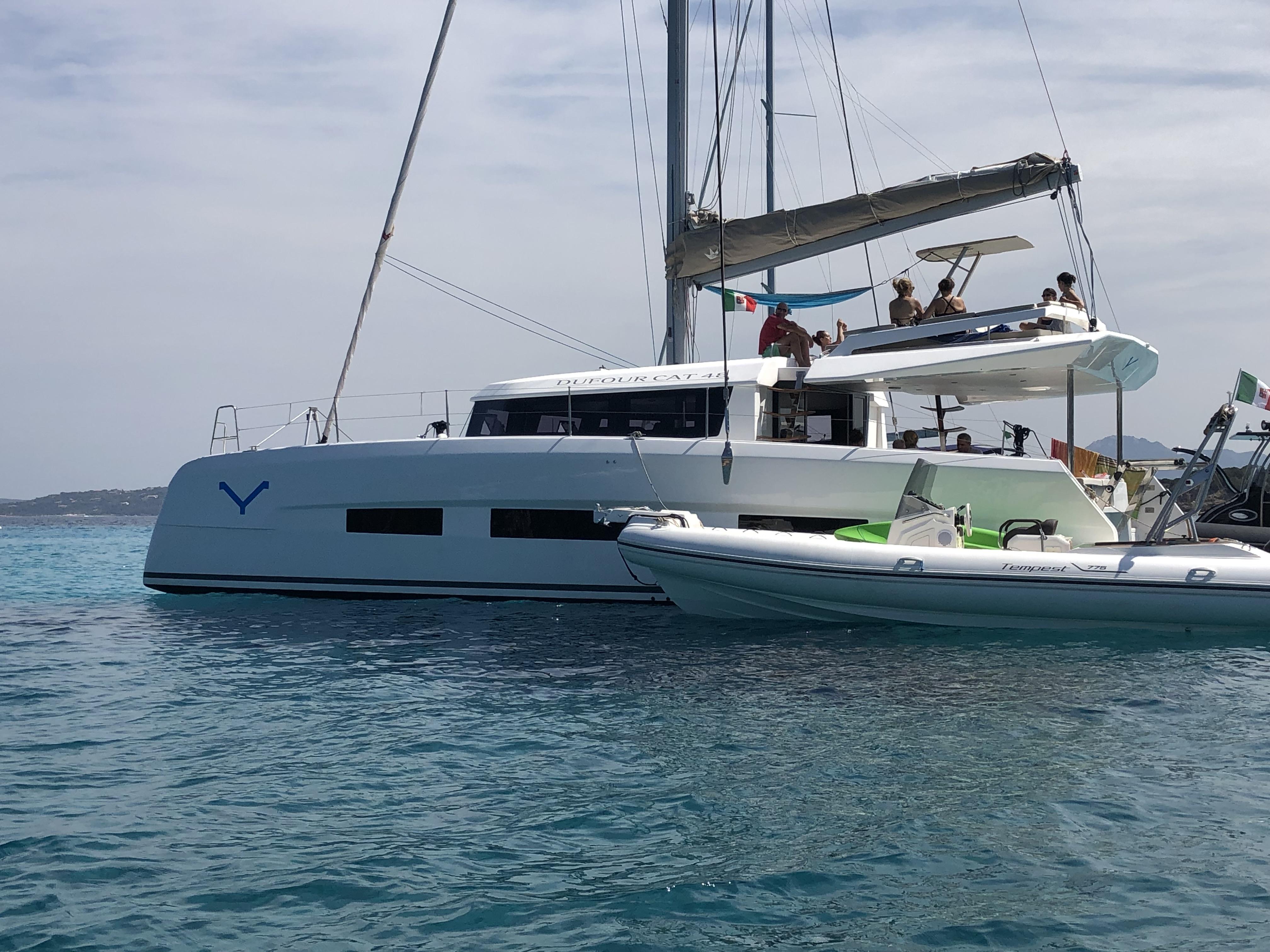Dufour Catamaran 48 (Argo)  - 26