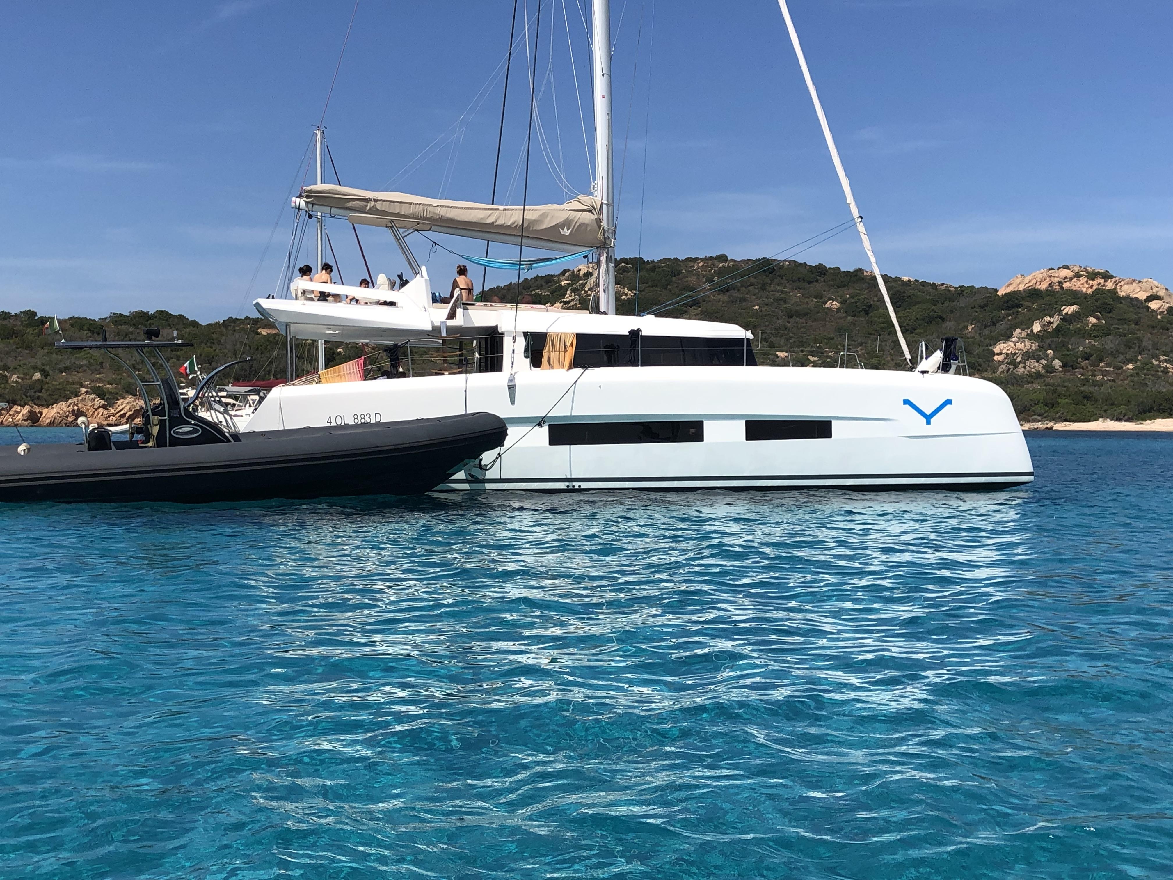 Dufour Catamaran 48 (Argo)  - 1