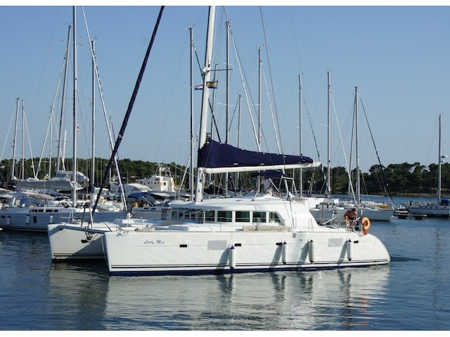 Catamaran Lavezzi 40 for charter in Greece from $2,956 per