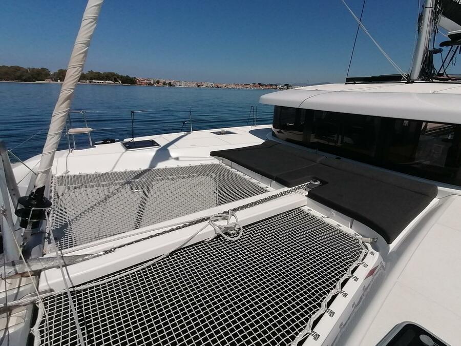 Lagoon 42 (Senza SE (A/C and Generator))  - 11