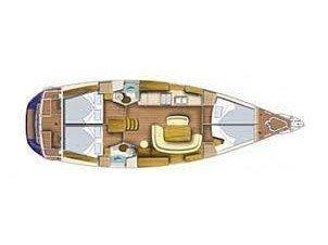 Sun Odyssey 45 Performance (Aurora) Plan image - 7