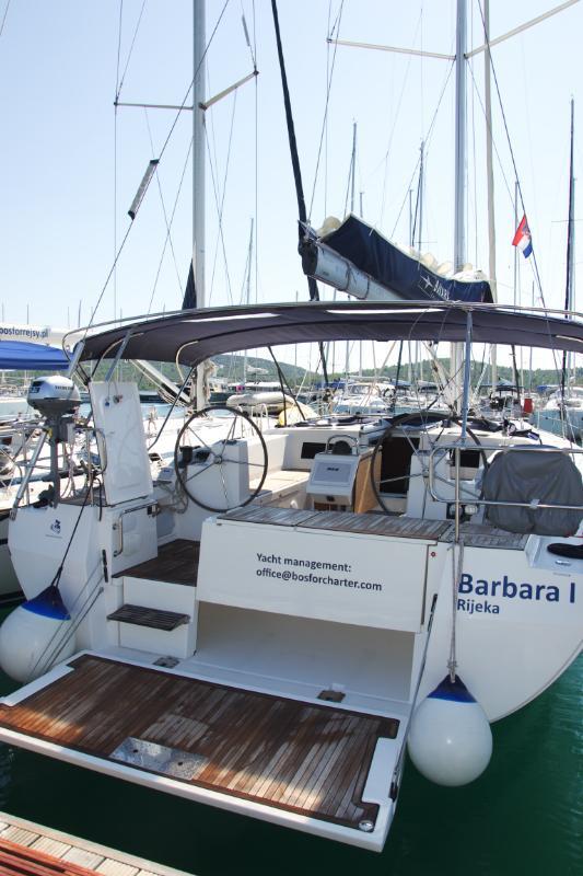 Bavaria C45 Holliday (Barbara I)  - 15