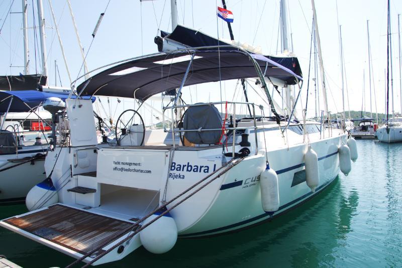 Bavaria C45 Holliday (Barbara I)  - 21