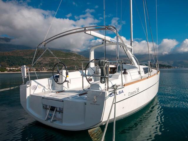 Oceanis 38 (3 cabins) (Salsa)  - 8