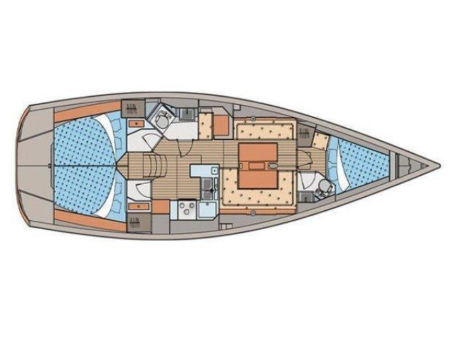 Elan 410 (Gordon) Plan image - 10