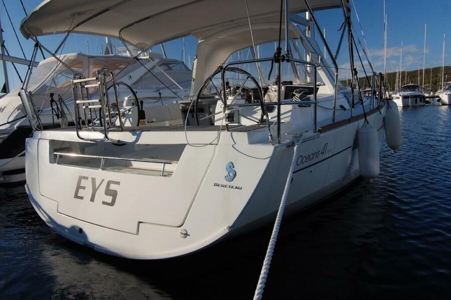 Beneteau Oceanis 41 (EYS)  - 4