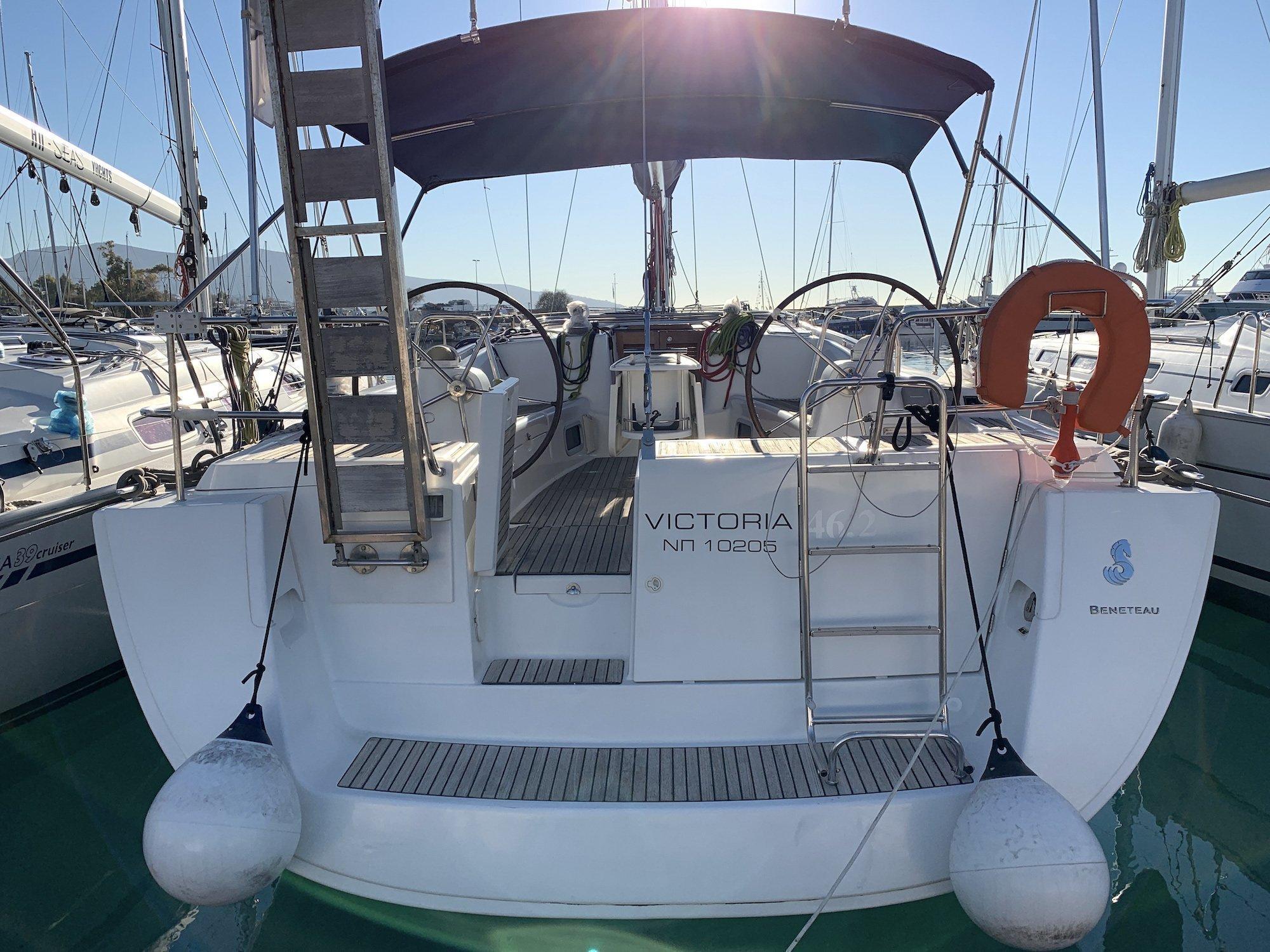 Oceanis 46 (Victoria)  - 6