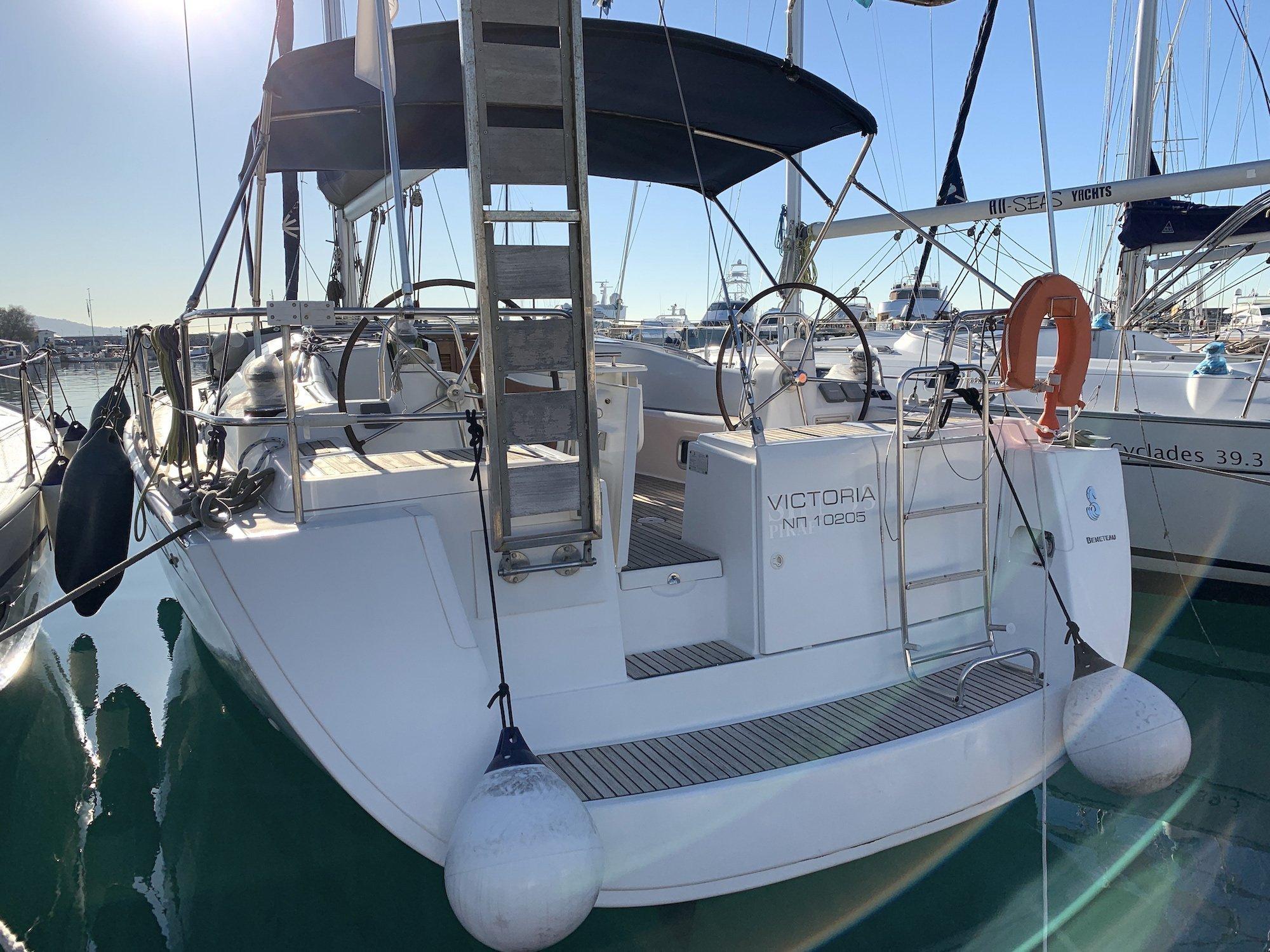 Oceanis 46 (Victoria)  - 4