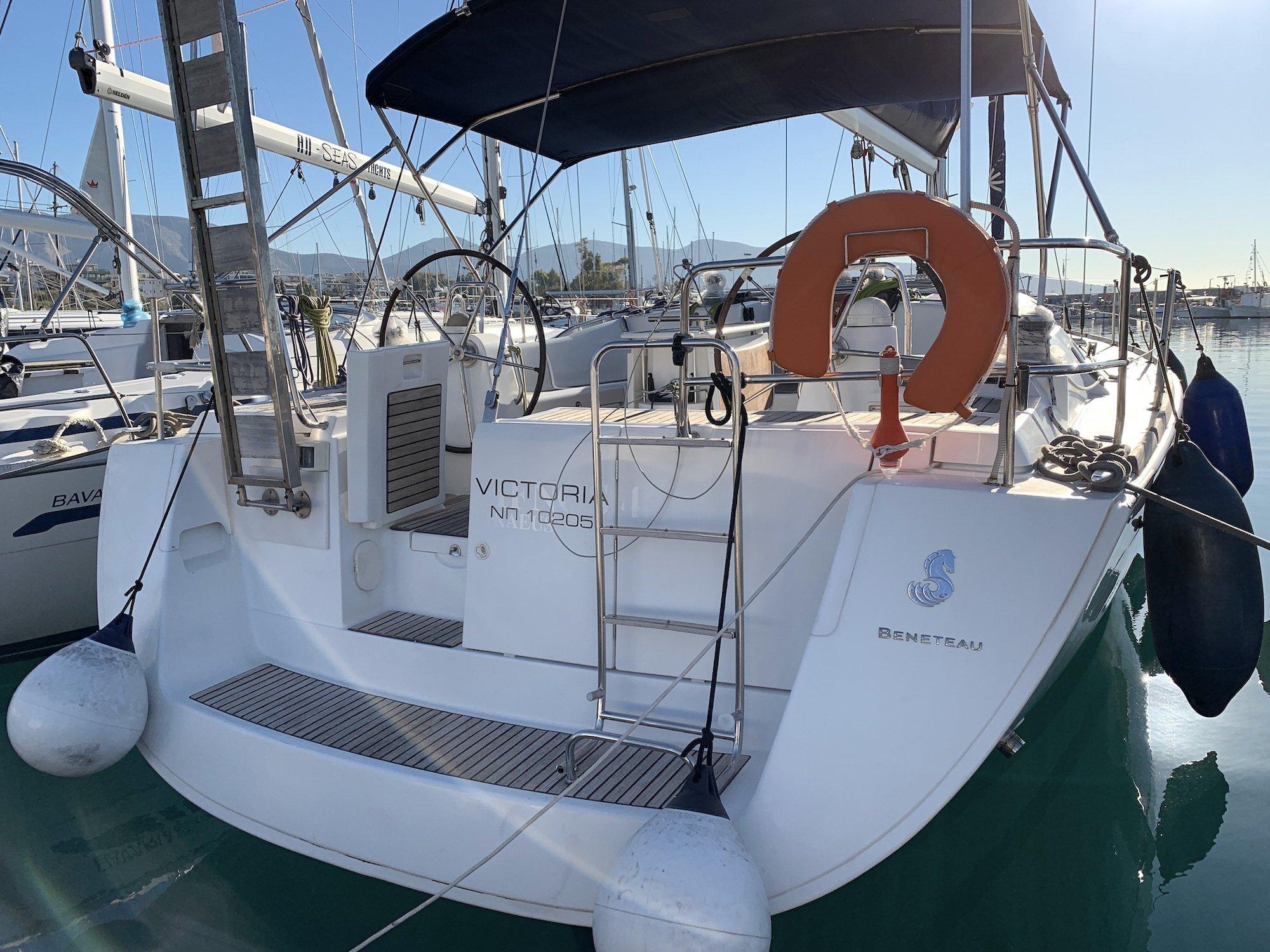 Oceanis 46 (Victoria)  - 10