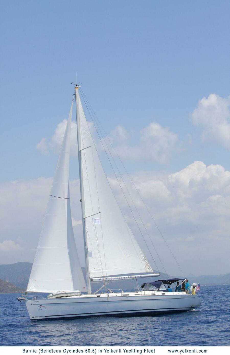 Cyclades 50.5 (Barnie) Sailing - 1