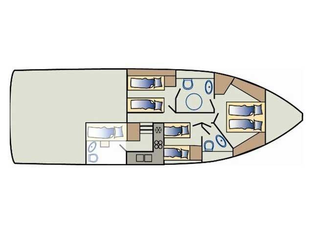 Ferretti 52-7 (Odysseus ) Plan image - 6