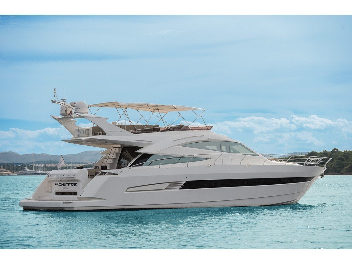 Galeon 640 Fly (Le Chiffre) Main image - 0