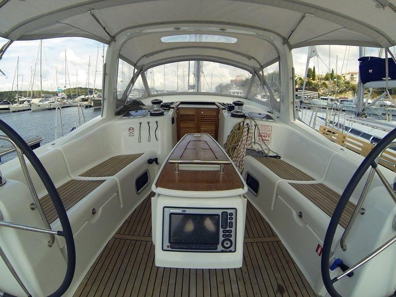 Oceanis 50 (Pika II (Bowthruster, Sails 2020, AC + generator)) Oceanis 50 - 12