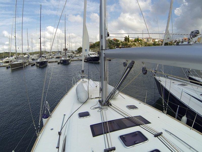 Oceanis 50 (Pika II (Bowthruster, Sails 2020, AC + generator)) Oceanis 50 - 27
