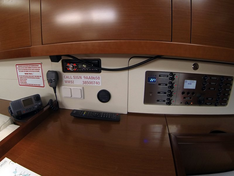Oceanis 50 (Pika II (Bowthruster, Sails 2020, AC + generator)) Oceanis 50 - 2