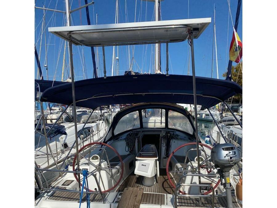 Oceanis 40 (Alboran XXXIII Chachi (Majorca)) Main image - 0