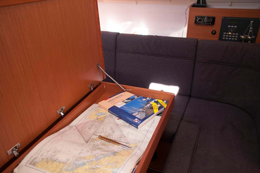Bavaria 46 Cruiser (SAKARUN I)  - 5