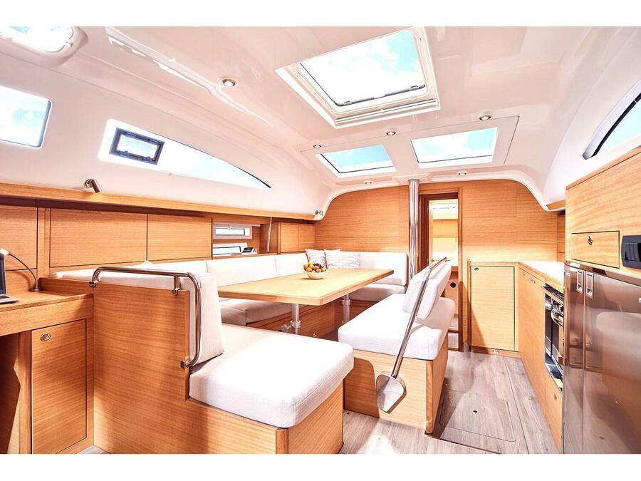 Elan 45.1 Impression 3 cabins 2 heads (Ianira) Interior image - 15