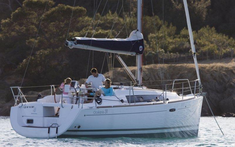 Oceanis 31 (Calypso)  - 1