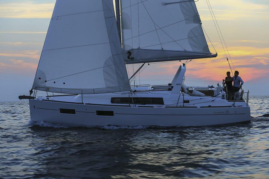Oceanis 35.1 (Bali II)  - 1