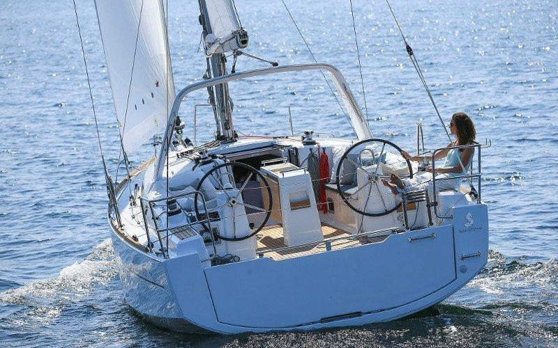 Oceanis 35.1 (Bali II)  - 9