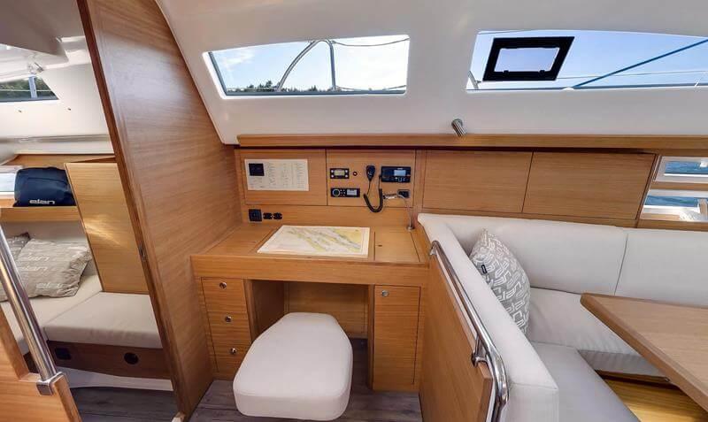 Elan 45.1 Impression 3 cabins 2 heads (Ianira)  - 10