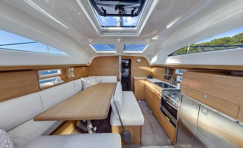 Elan 45.1 Impression 3 cabins 2 heads (Ianira)  - 8