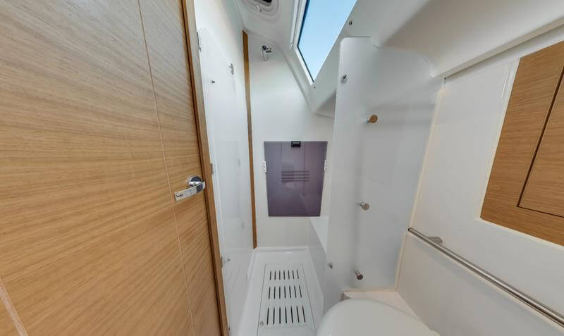 Elan 45.1 Impression 3 cabins 2 heads (Ianira)  - 7