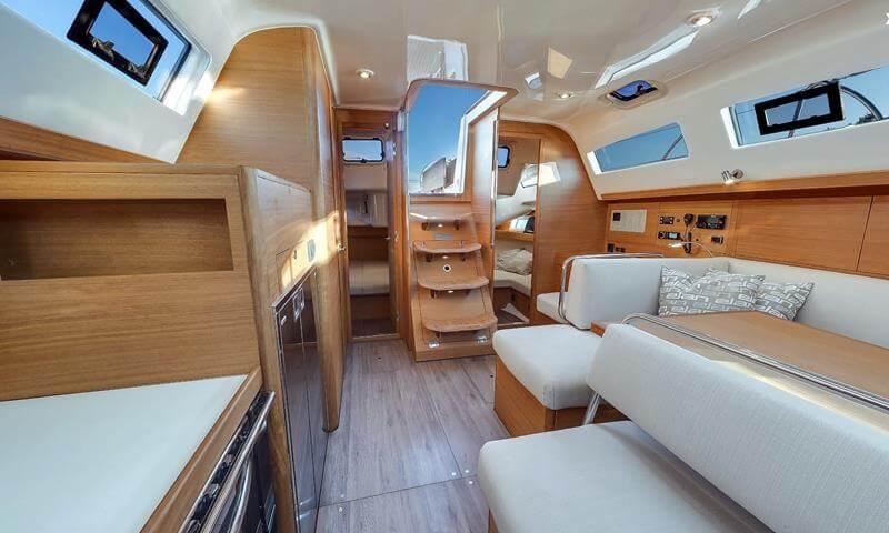 Elan 45.1 Impression 3 cabins 2 heads (Ianira)  - 9