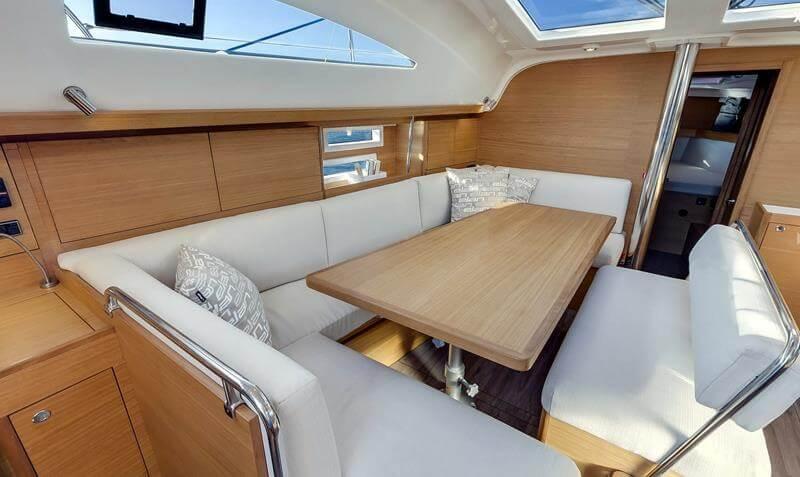 Elan 45.1 Impression 3 cabins 2 heads (Ianira)  - 13