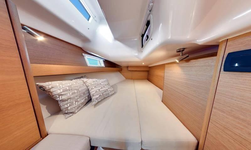 Elan 45.1 Impression 3 cabins 2 heads (Ianira)  - 12