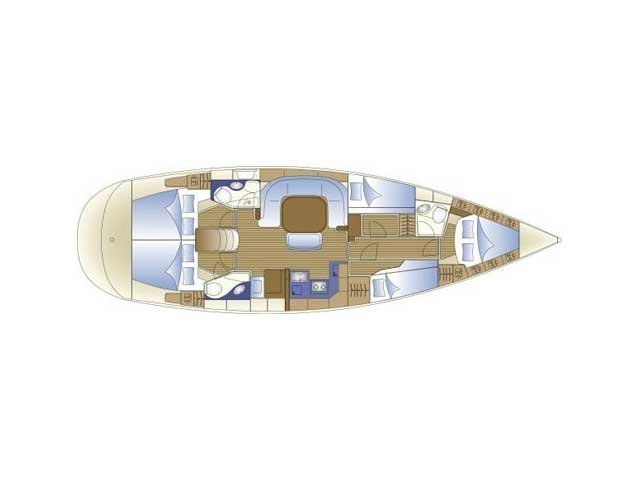 Bavaria 49 (LEA I) Plan image - 2