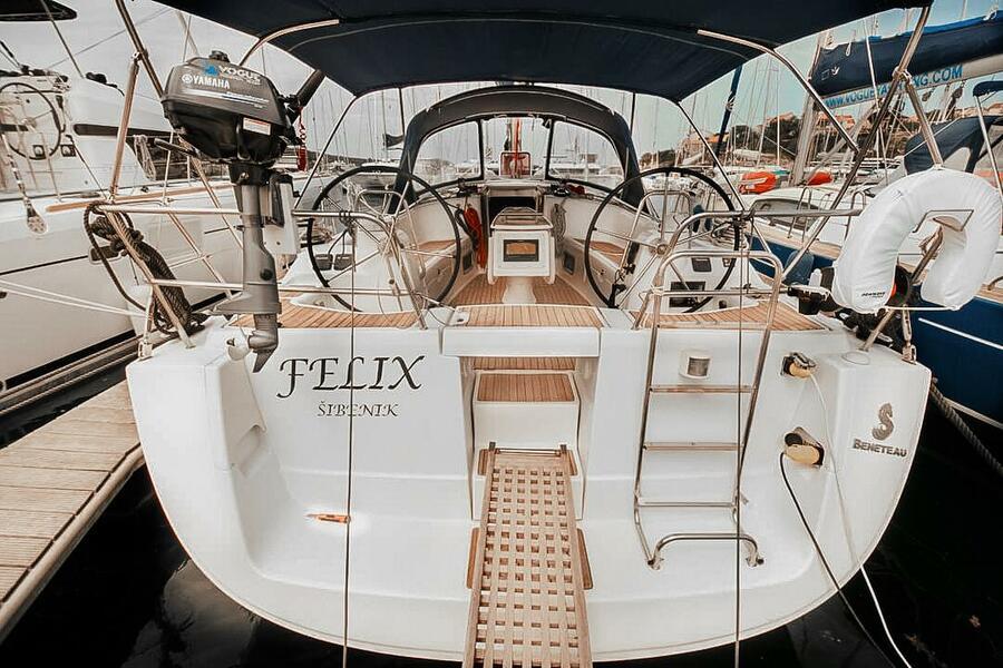 Oceanis 40 (FELIX - Refit 2018)  - 5