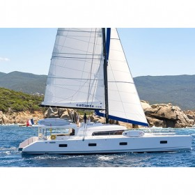 Eye Candy (Catlante 720 - incl. crew & full board)